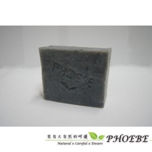 牛至精油竹炭控油皂